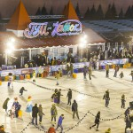 Moscow ice rink