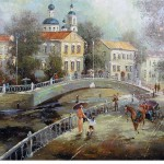Moscow in pictures Sergei Boeva