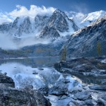 Great place Altai