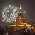 May 9 in Moscow