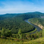 Majestic views of Russia