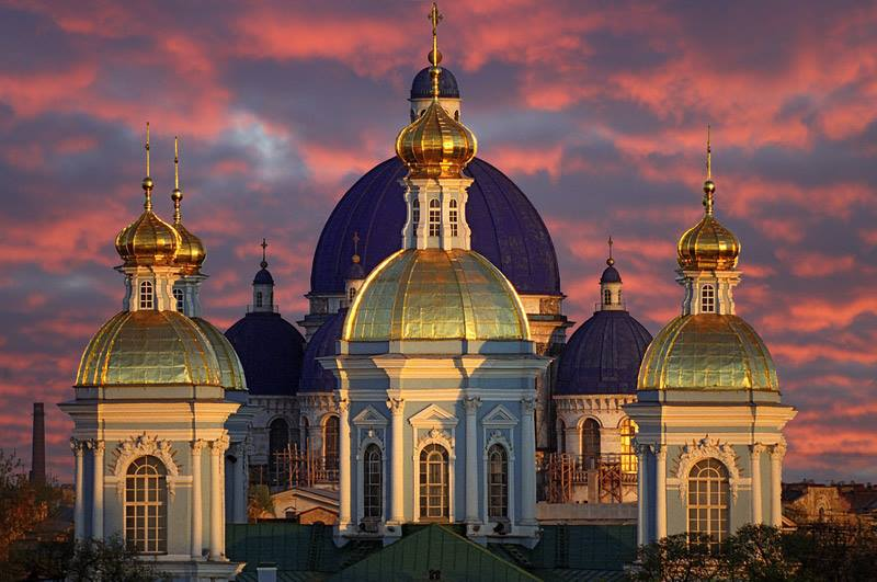St. Petersburg in the photographs of Alexander Petrosyan