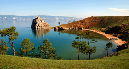 Olkhon Island - the pearl of Lake Baikal